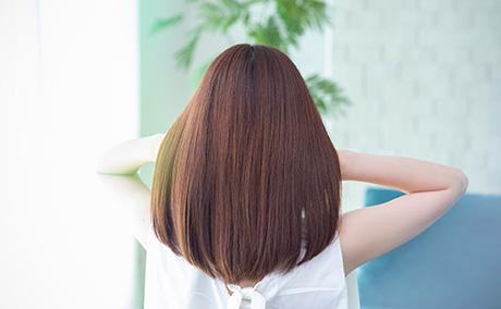 Hair straightening